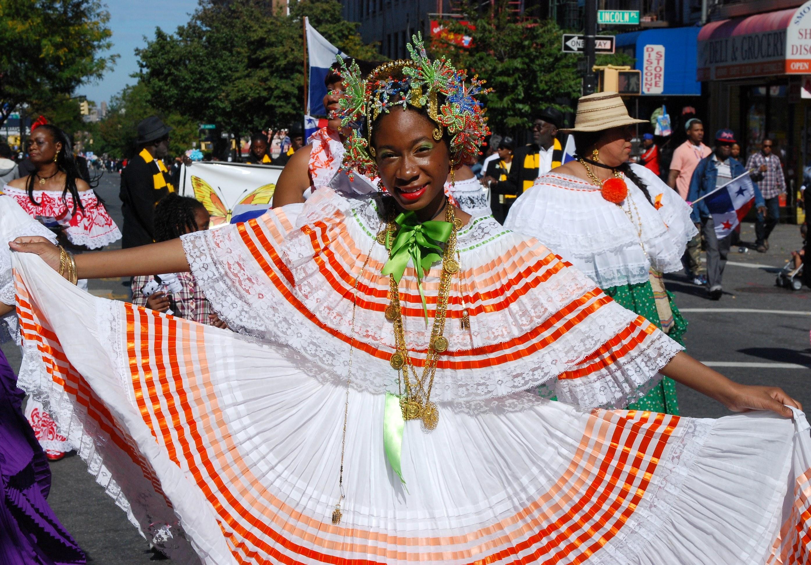 Panamanian Day in Brooklyn, NY | RVCFOTO